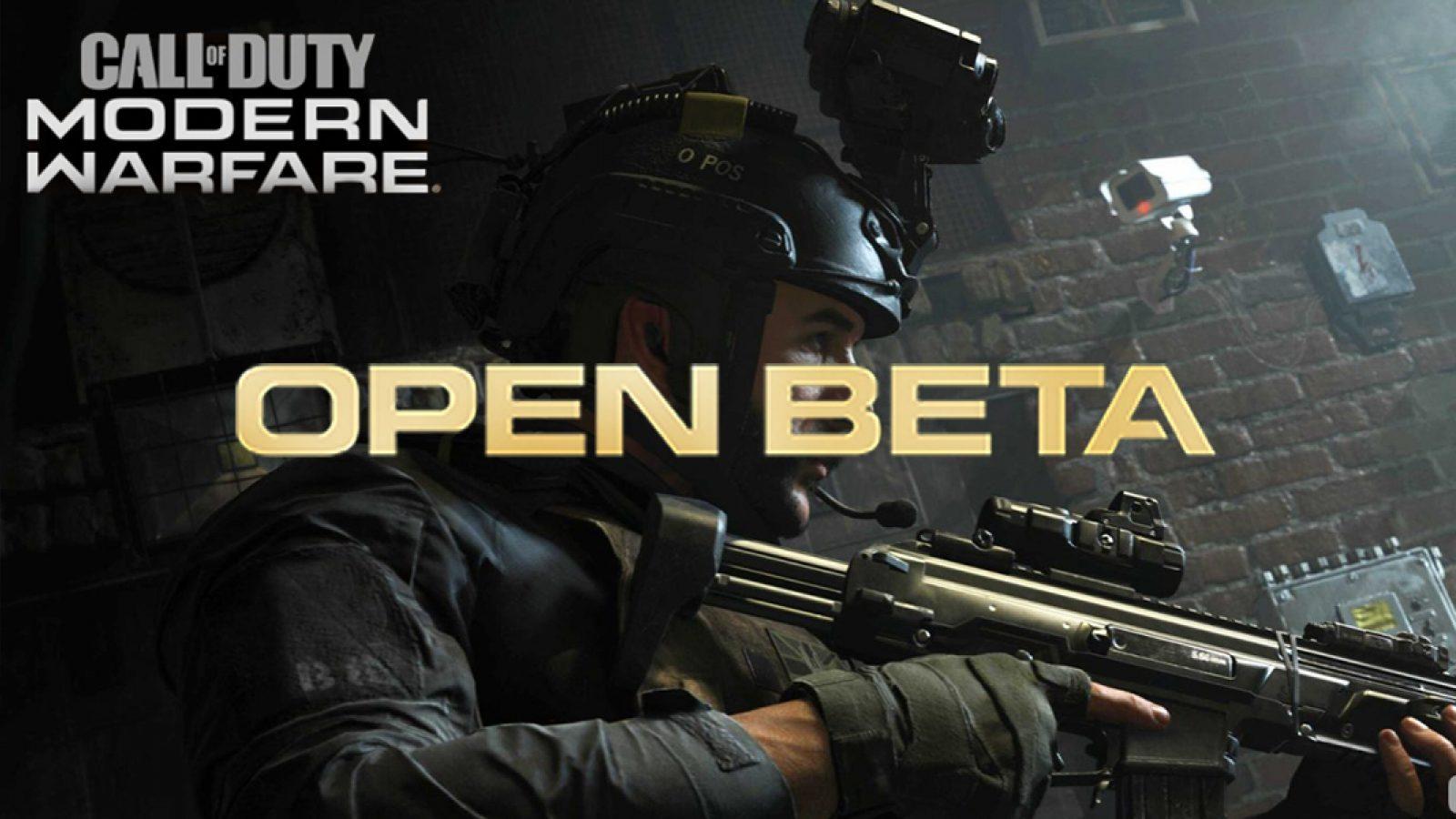 Wann ist die Beta von Modern Warfare? Spielanleitung, Daten, Codes