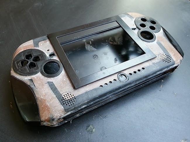 Portativ PS2 DIY qutusu
