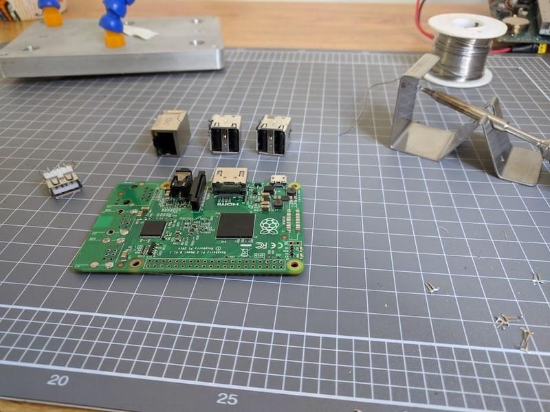 PS2 Moruq Pi 2 Özün et