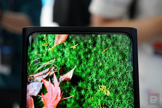 Oppo Selfie Kamera unter Bildschirm 1