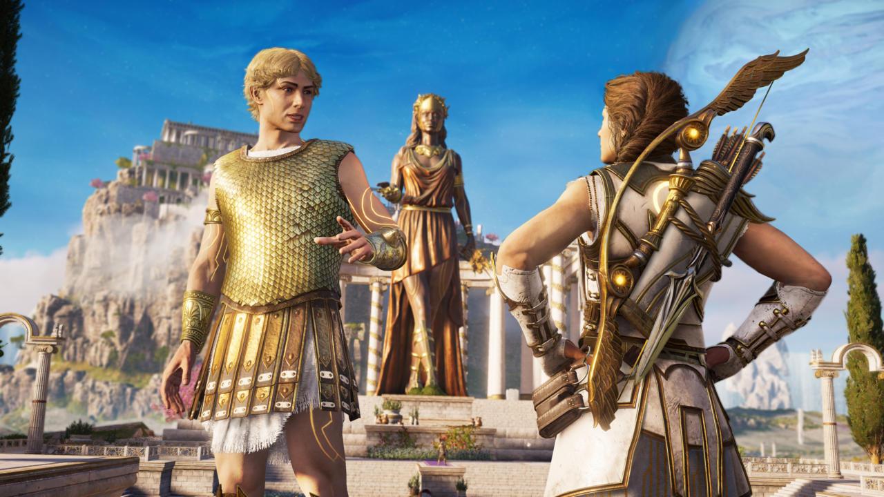 Dies ist der Inhalt, der im September bei Assassin's Creed Odyssey ankommt 3