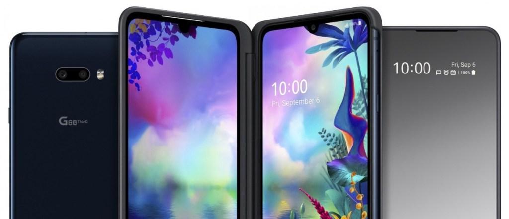 LG G8X ThinQ auf der IFA 2019