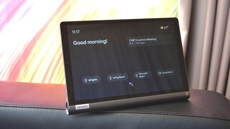 Lenovo Yoga Smart Tab auf der IFA 2019