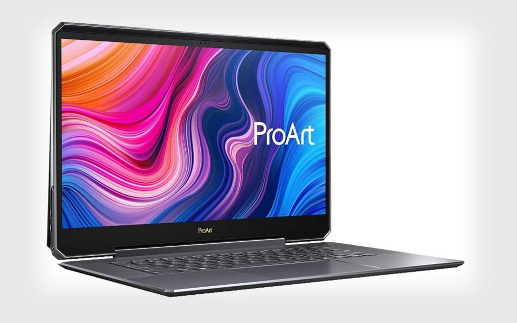 Asus ProArt StudioBook One auf der IFA 2019