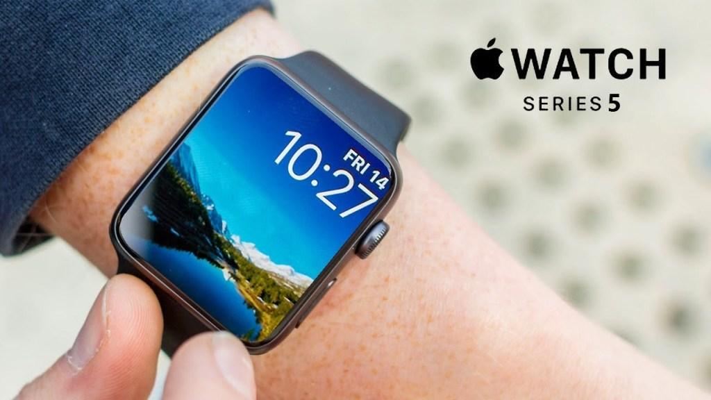 Mit dem neuen Apple Watch 5, werden neue Sicherheitssysteme und neue Systeme zur Verbesserung der Gesundheit auf dem Vormarsch sein