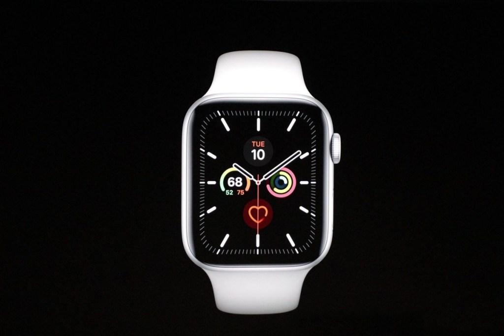 Sicherheit ist das Plus von Apple Watch 5, wie Sturzsysteme und Gesundheit sowie ein Notrufsystem