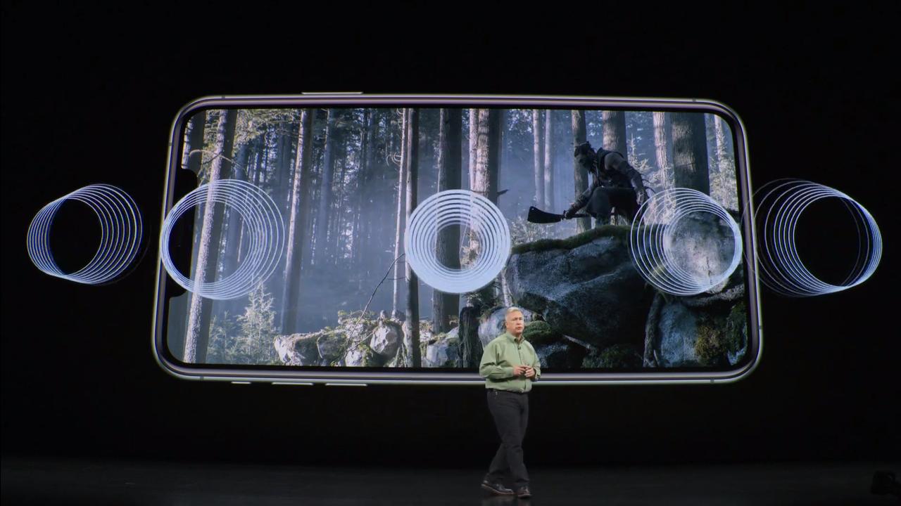 iPhone 11 Pro Max Bildschirm