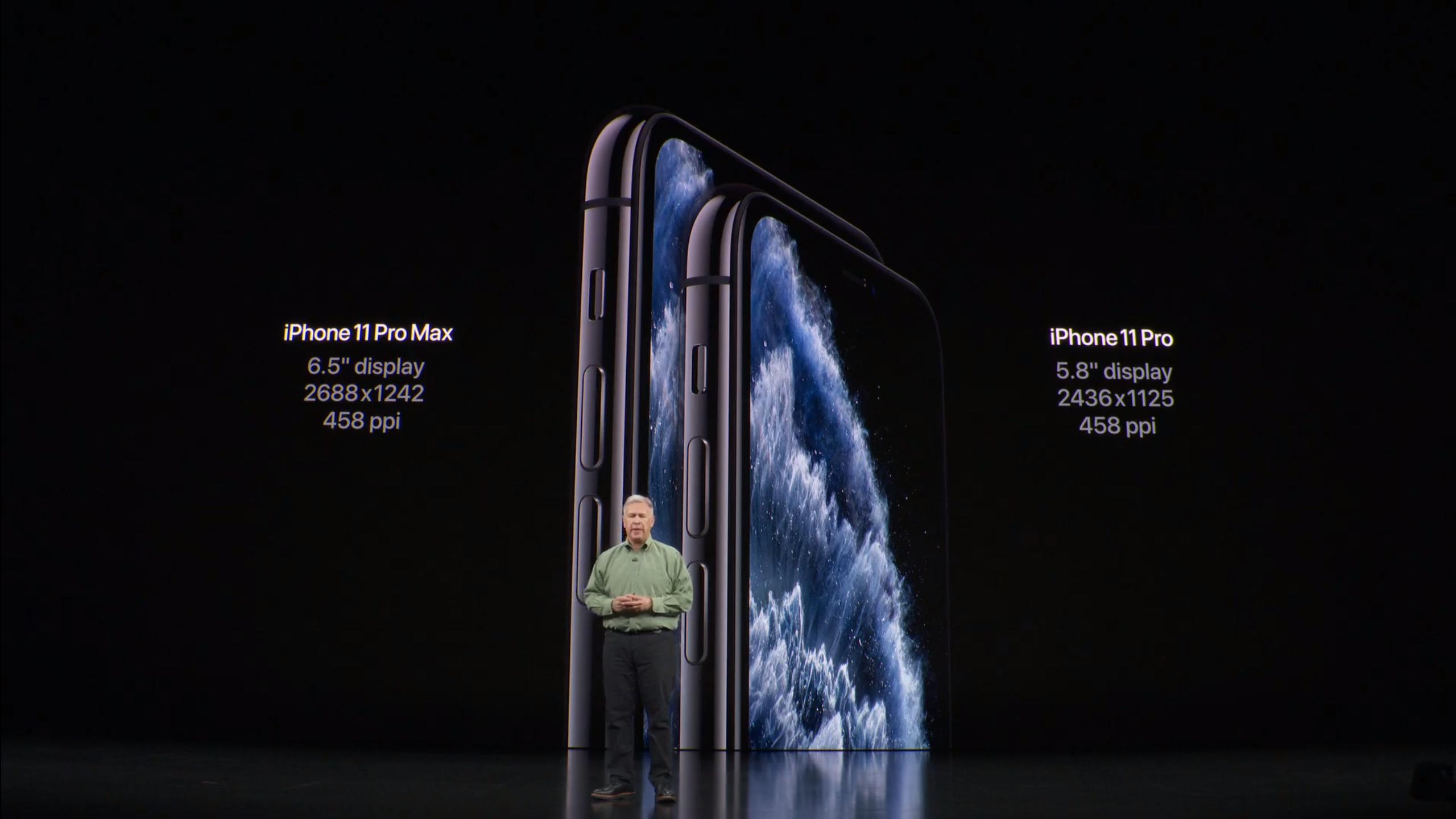 iphone 11 pro und pro max