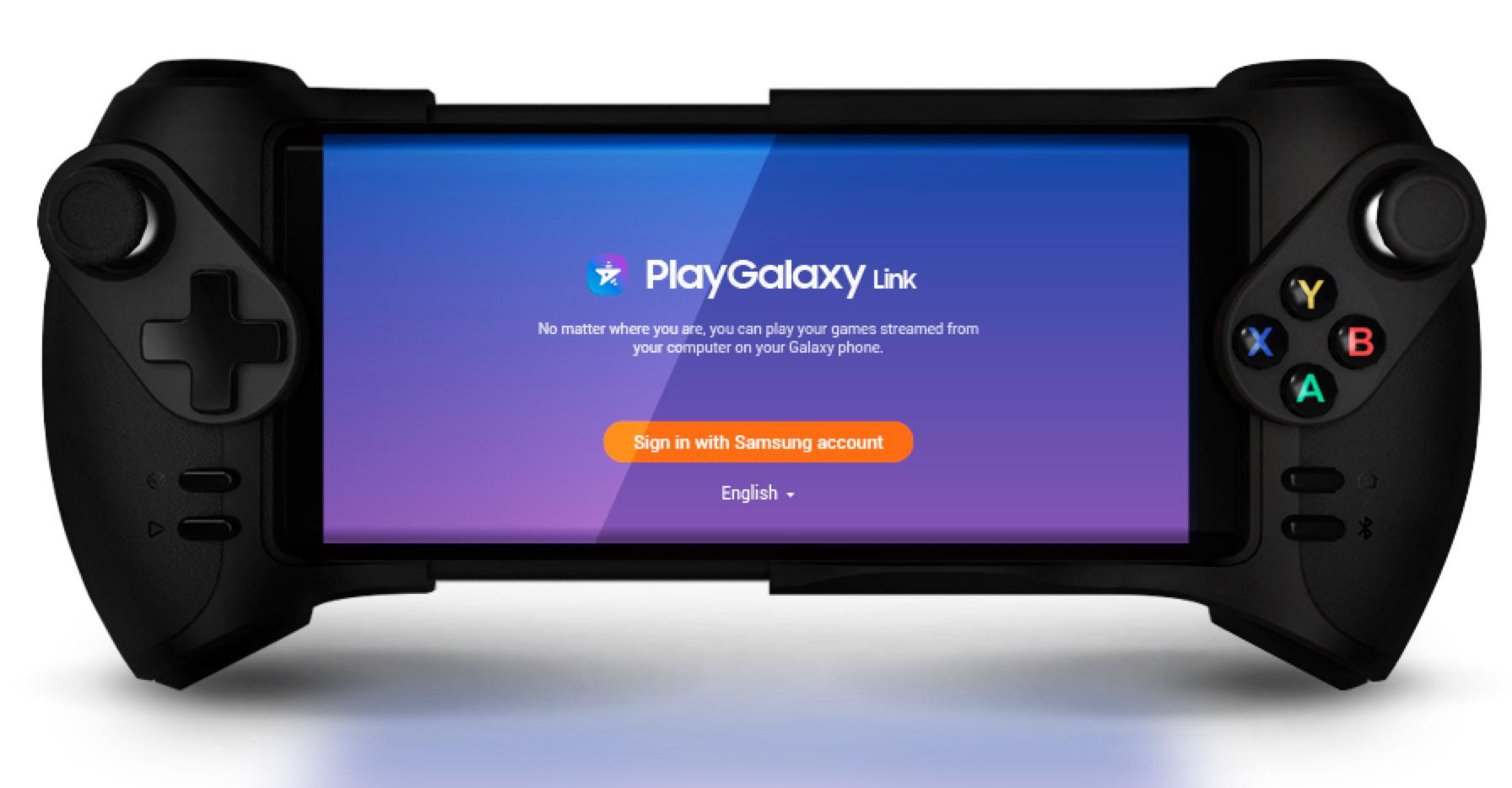Verwenden Sie mit der neuen Play-App PC-Spiele auf Ihrem Samsung Galaxy Link 1