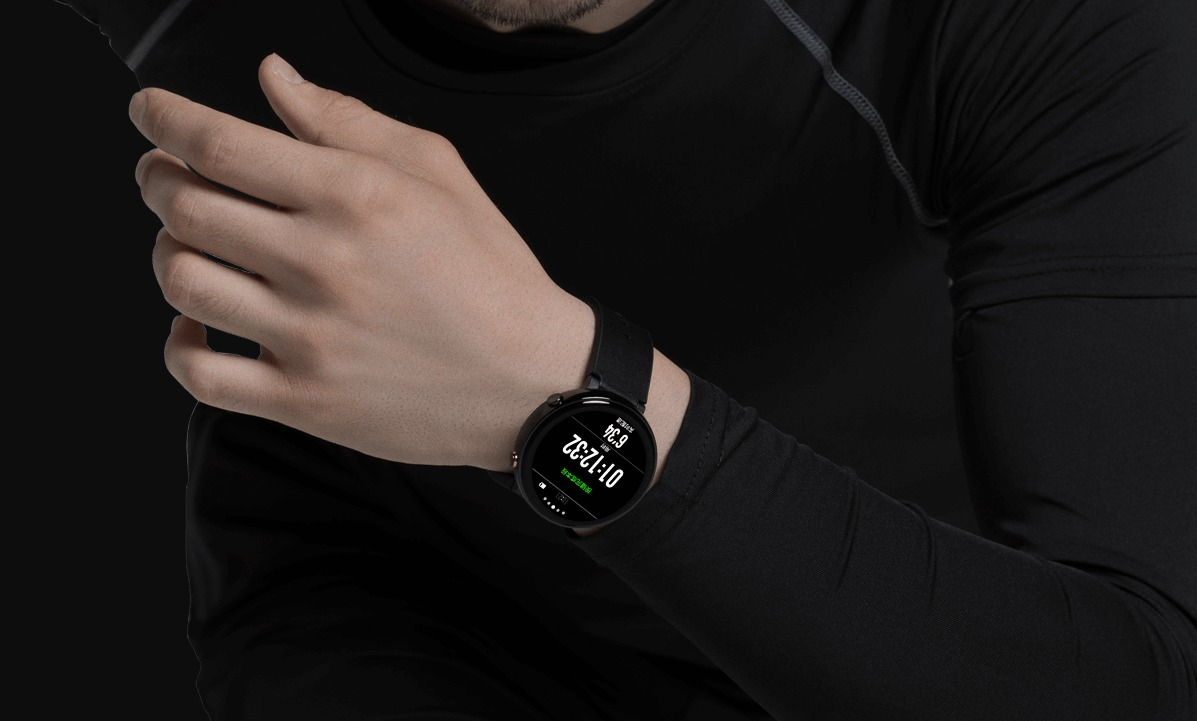 Sie können jetzt die neue Amazfit Nexo kaufen: eine Smartwatch für die Sportlichsten 3