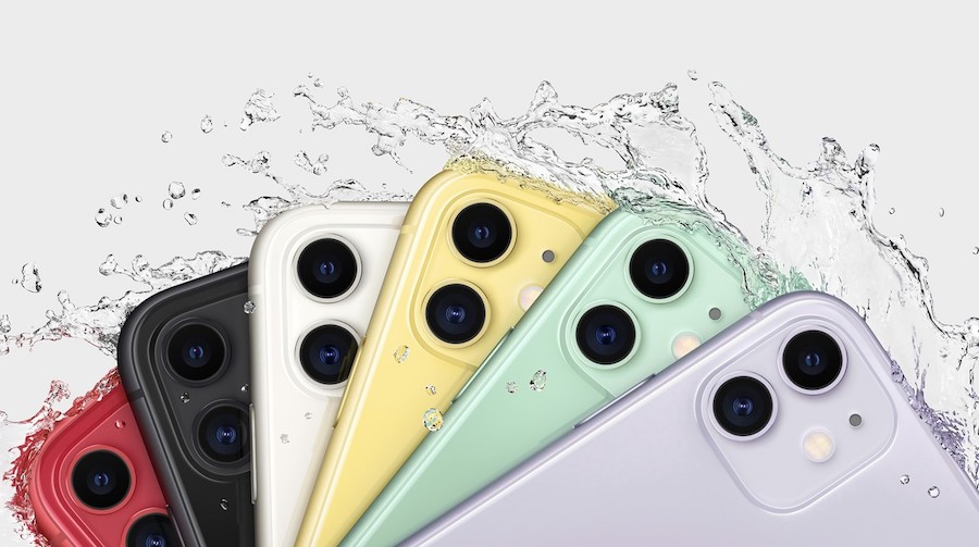 iPhone 11 - iPhone XI