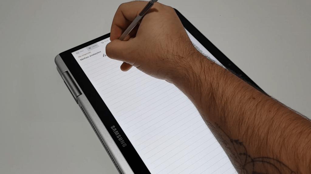 Der Tablet-Modus ist ideal zum Schreiben, Ansehen von Filmen und Serien sowie zum Abspielen