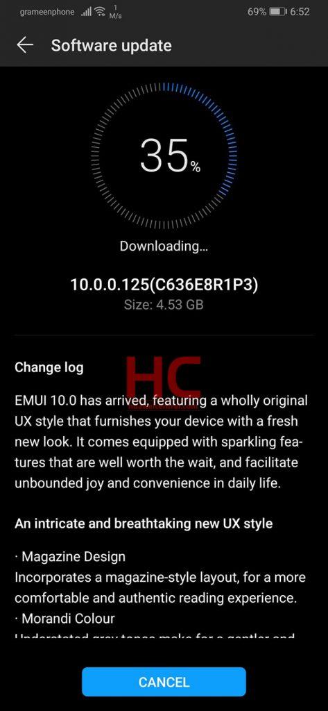EMUI 10 Beta für Huawei P30 und P30 Pro: Liste der Länder, neuen Funktionen und bekannten Probleme 2