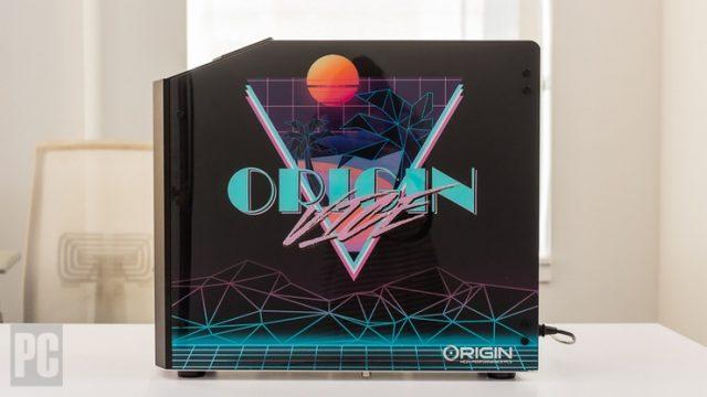 Auf einen Blick: Origin Millennium Hard Line Vice Edition Review 7