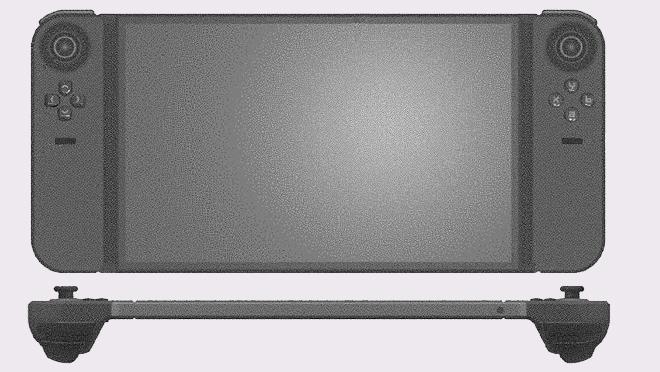 Razer patentiert ein mobiles Gamepad, das ähnlich aussieht Nintendo Switch 3