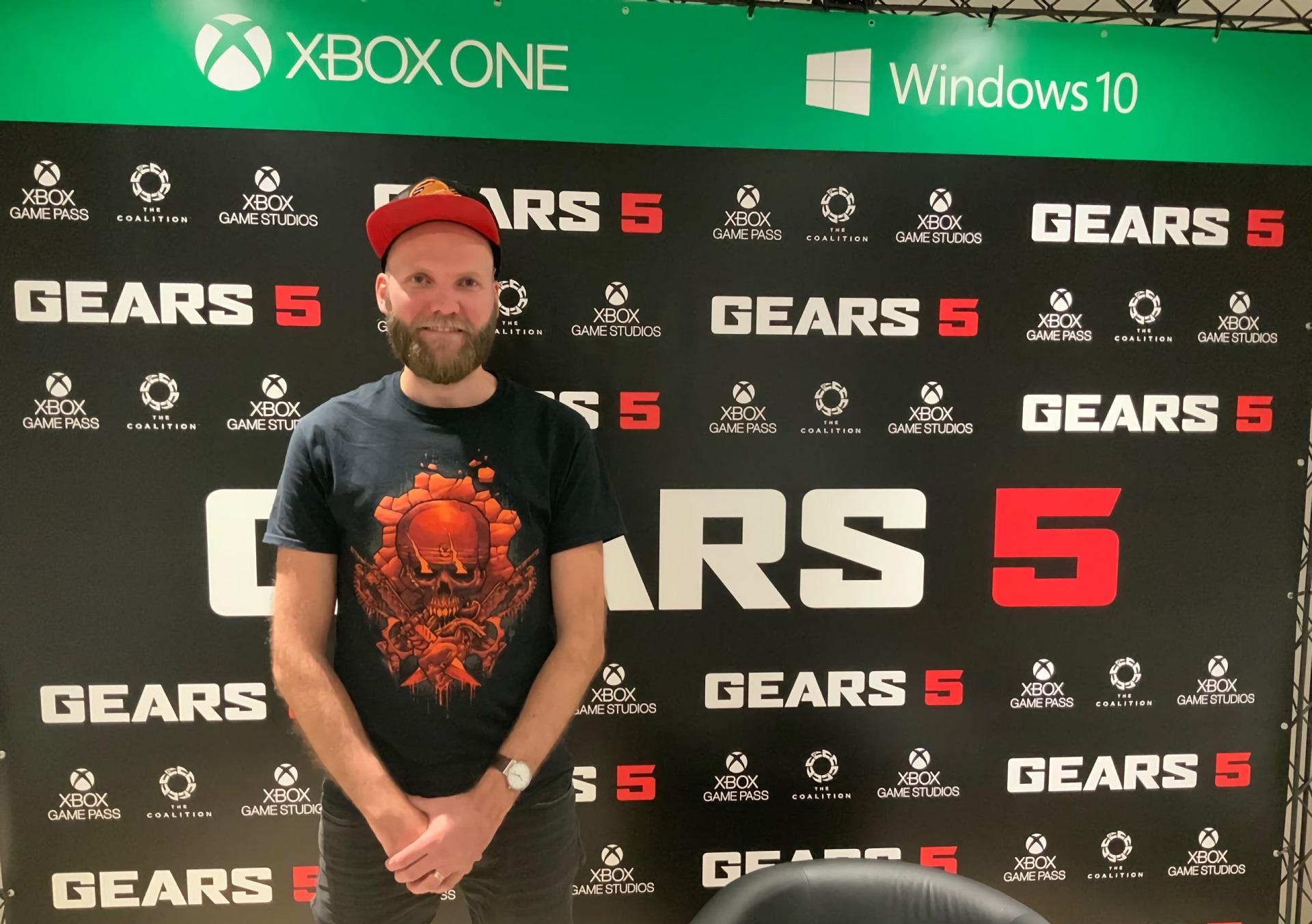 Wir interviewen Otto Ottosson, LMP von Gears 5