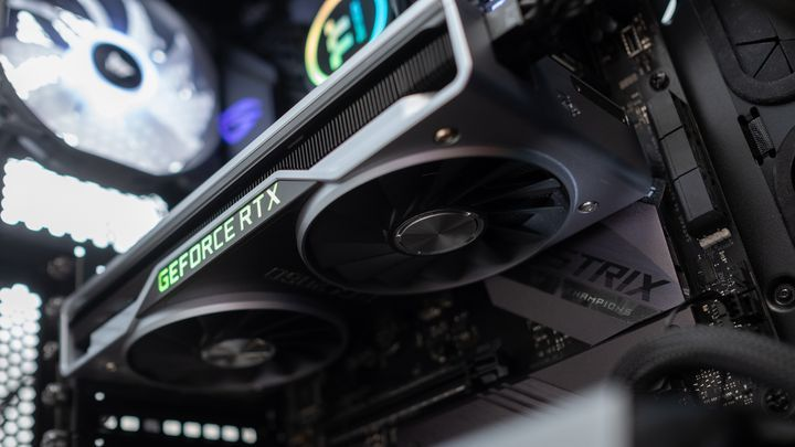 Nvidia GeForce RTX 2080 Ti Super Appered in der EEC-Basis