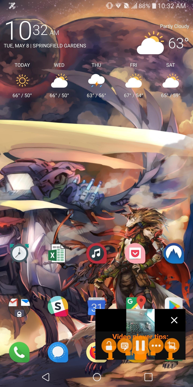 24 Neue Funktionen und Änderungen Mit dem Android Oreo-Update erhalten Sie Ihr LG V30