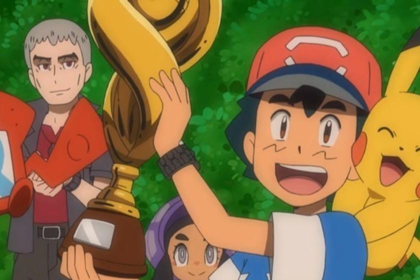 Nach mehr als 20 Jahren Niederlage im Anime gewann Ash Ketchum eine Pokémon League