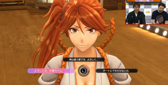 Sega präsentiert Video-Gameplay von Project Sakura Wars auf der TGS 1