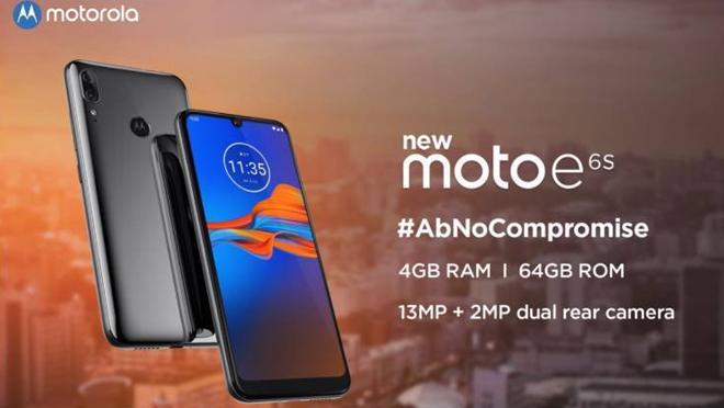 Motorola startet seine Moto E6s und Moto TV in Indien 3