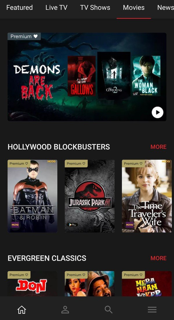 Kostenlose Filme App