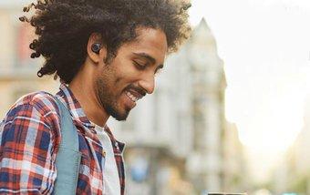Creative Outlier Air Vs 1Mehr stilvoll, welche wirklich drahtlosen Ohrhörer besser sind 2