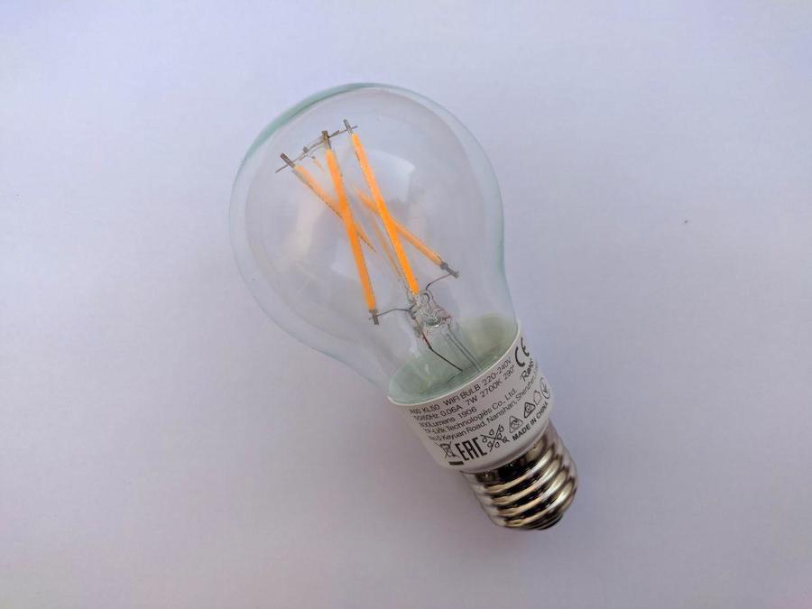 teste de lâmpada tl link kl50 6