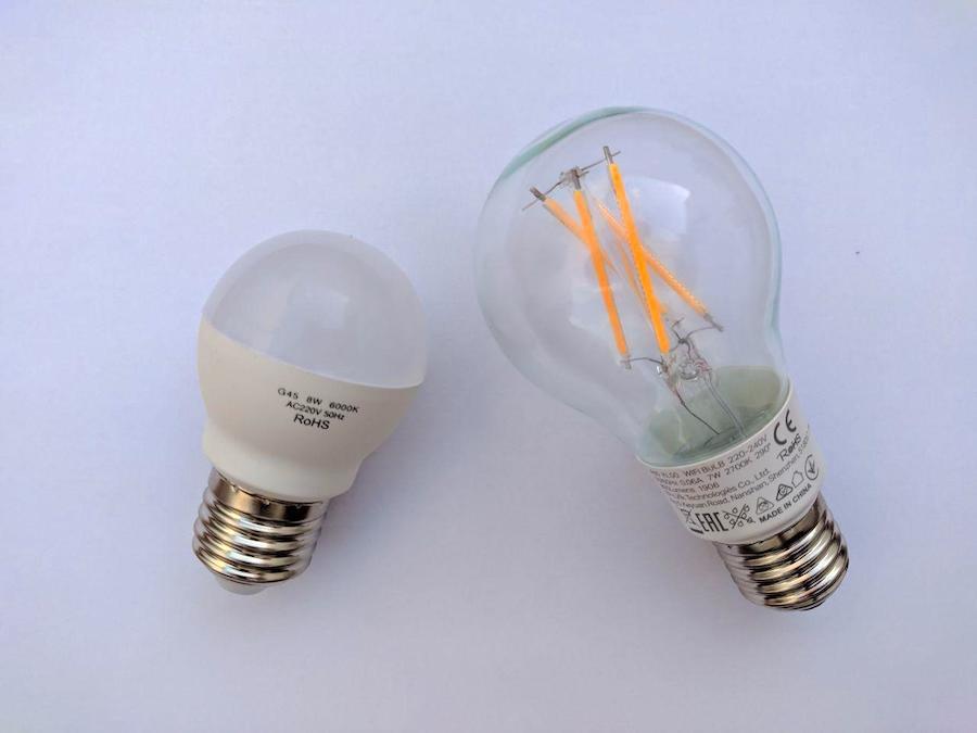 teste de lâmpada tl link kl50 5