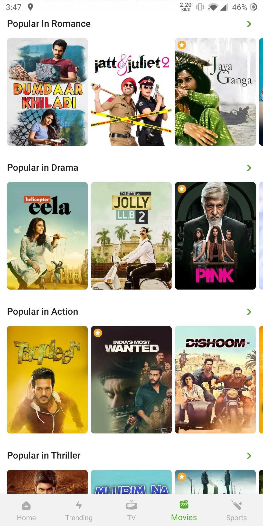 1️⃣ Die 8 besten Apps, um 2019 kostenlos Hindi-Filme