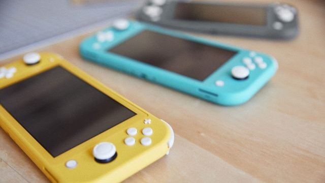Nintendo Switch  Lite Wie erkennt man, ob ein Spiel kompatibel ist?