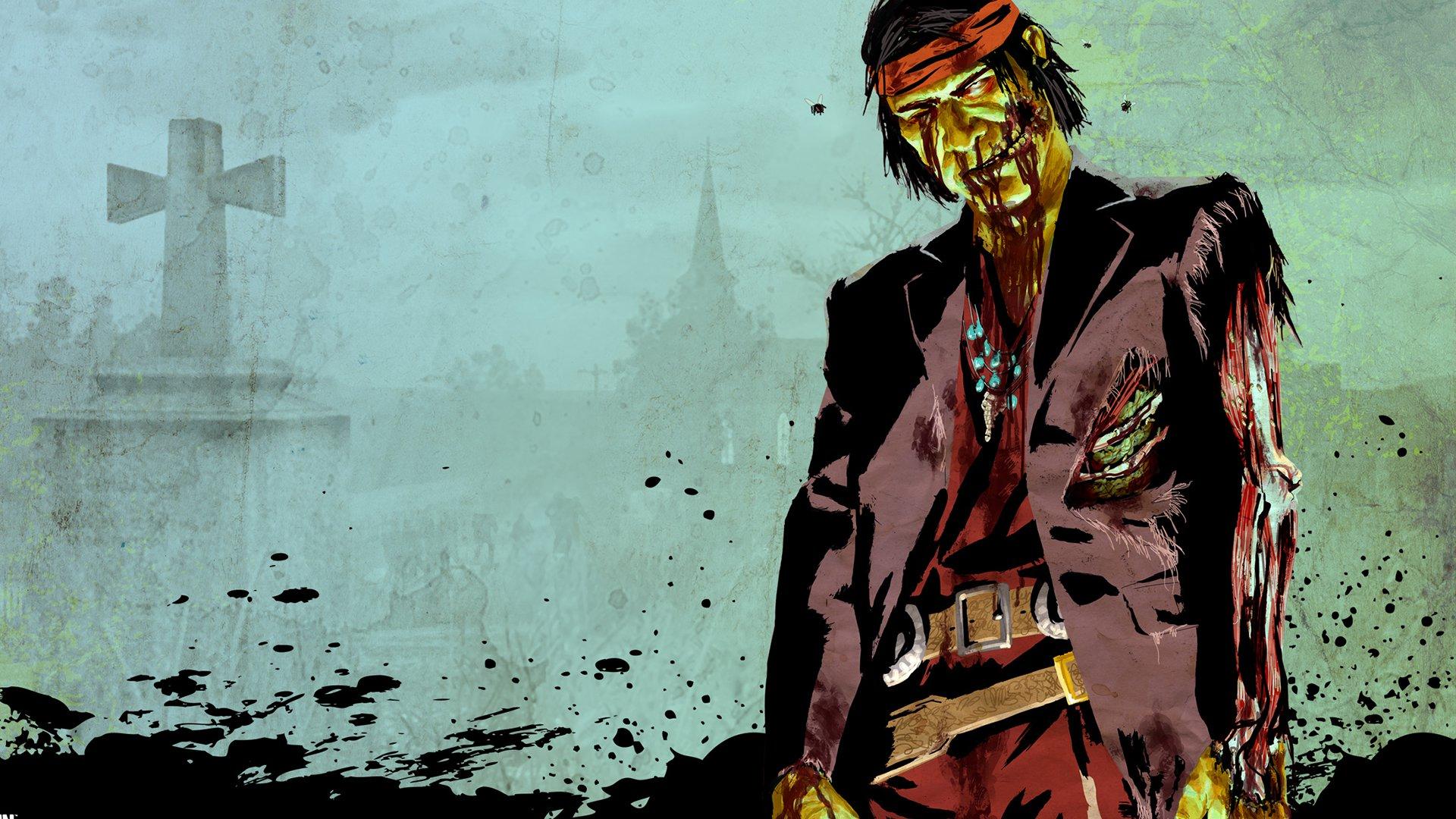 Red Dead Online Zombies: Undead Nightmare necken oder unglückliche Panne? 2