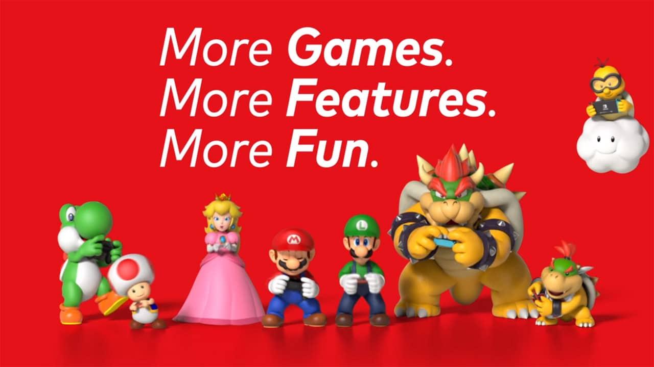 Nintendo Direct s obsahom 40 minút budúcu stredu 1