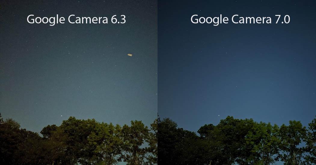 Der Astrofotografiemodus von Pixel 4 verbessert Nachtfotos sogar auf einem Pixel 3 2