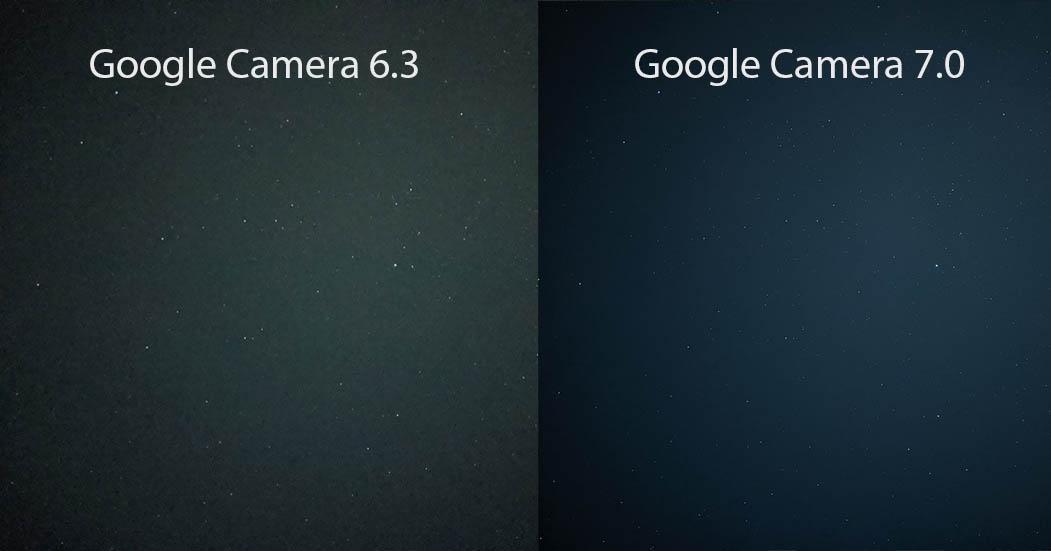 Der Astrofotografiemodus von Pixel 4 verbessert Nachtfotos sogar auf einem Pixel 3 3