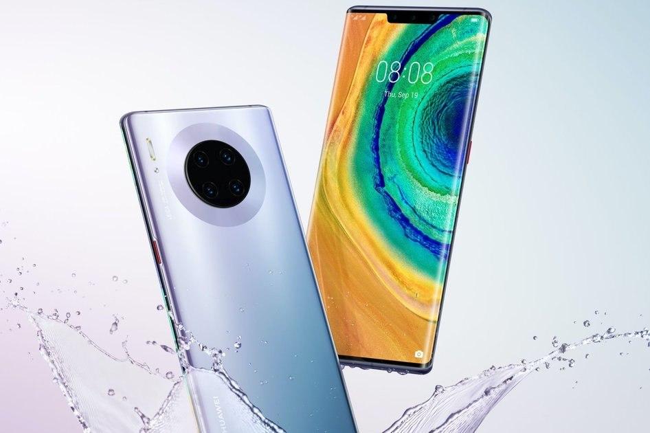 Huawei bringt das Mate 30 und das Mate 30 Pro 5G auf den Markt - und beide verwenden Android 10