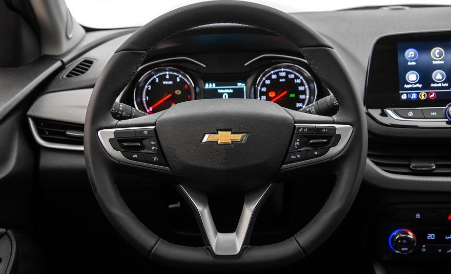 Los nuevos Chevrolet Onix y Onix Plus, con WiFi y un nuevo motor 9
