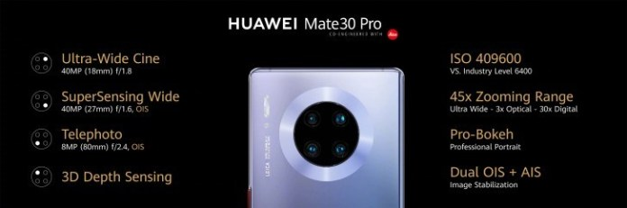 "Huawei Mate 30 Pro ""width ="" 696 ""height ="" 231 ""srcset ="" https://i0.wp.com/pc-tablet.com/wp-content/uploads/2019/09/Mate-30-Pro- Camera.jpg? Resize = 600% 2C200 & ssl = 1 600w, https://i0.wp.com/pc-tablet.com/wp-content/uploads/2019/09/Mate-30-Pro-Camera.jpg?resize = 150% 2C50 & ssl = 1 150w, https://i0.wp.com/pc-tablet.com/wp-content/uploads/2019/09/Mate-30-Pro-Camera.jpg?resize=696%2C232&ssl= 1 696w, https://i0.wp.com/pc-tablet.com/wp-content/uploads/2019/09/Mate-30-Pro-Camera.jpg?w=727&ssl=1 727w ""sizes ="" ( max-width: 696px) 100vw, 696px data-recalc-dims = 1"