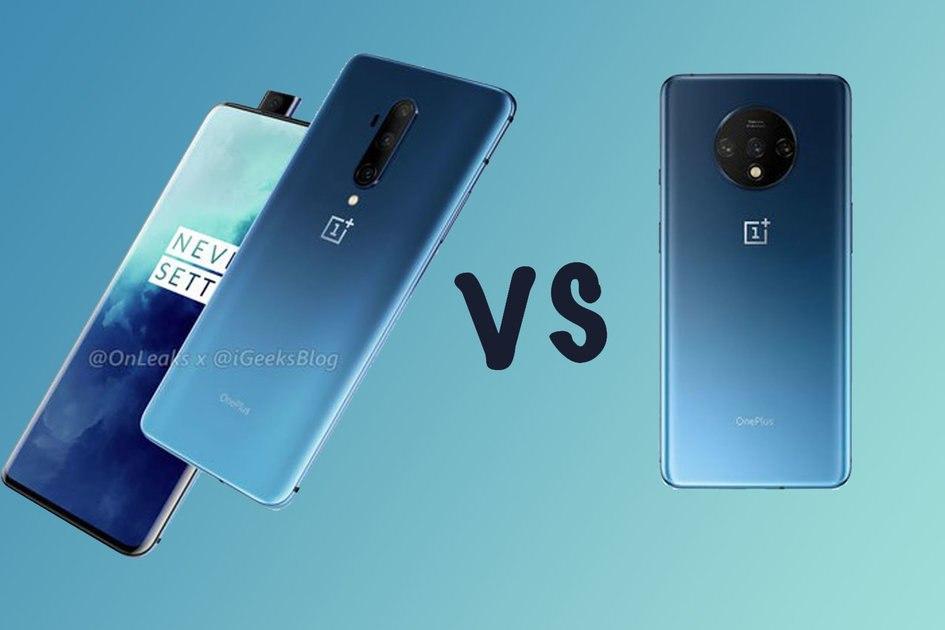 OnePlus 7T Pro vs OnePlus 7T: Was ist der gemunkelte Unterschied?