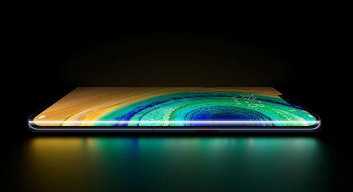 """Huawei Mate 30 Pro gebogenen Bildschirm """"Breite ="""" 700 """"Höhe ="""" 381"""