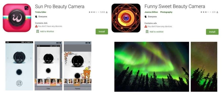 Google Play Store: Wenn Sie diese beiden Anwendungen haben, entfernen Sie sie jetzt! 1