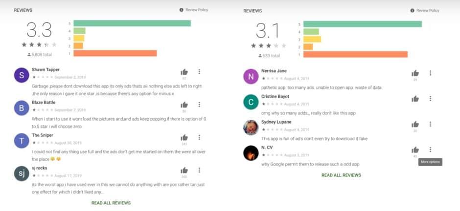 Google Play Store: Wenn Sie diese beiden Anwendungen haben, entfernen Sie sie jetzt! 2