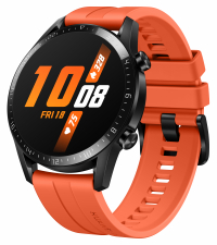 Huawei Watch GT 2 (46mm) Sunset Orange | (c) Huawei