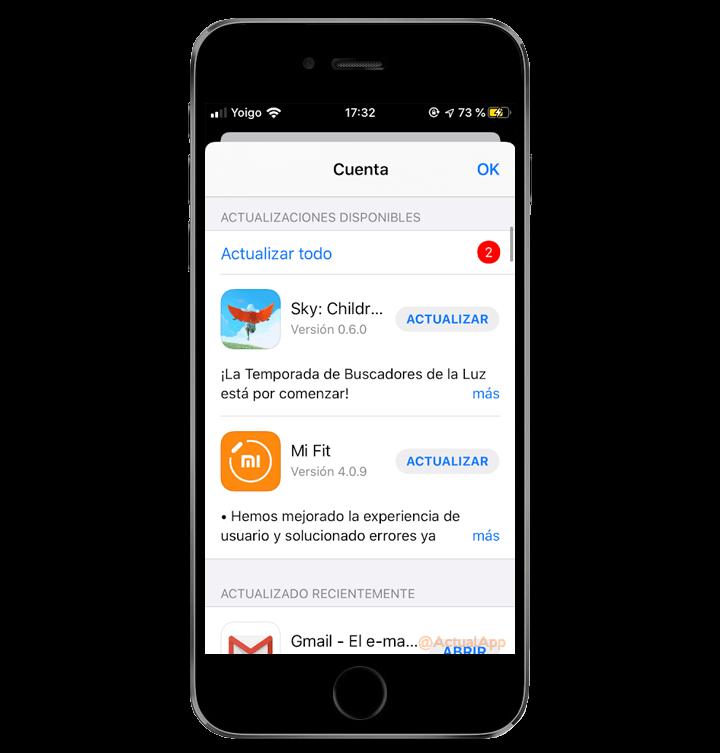 Apps Aktualisieren Ios