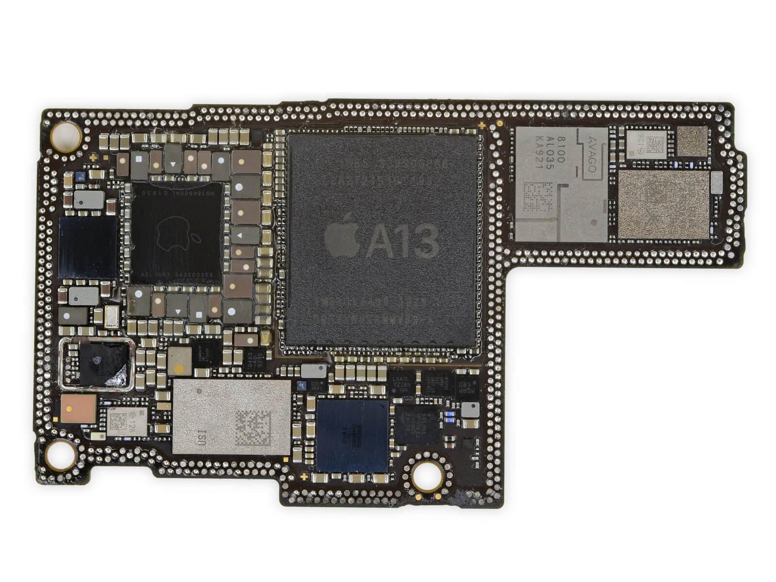 iPhone 11 Pro Max iFixit