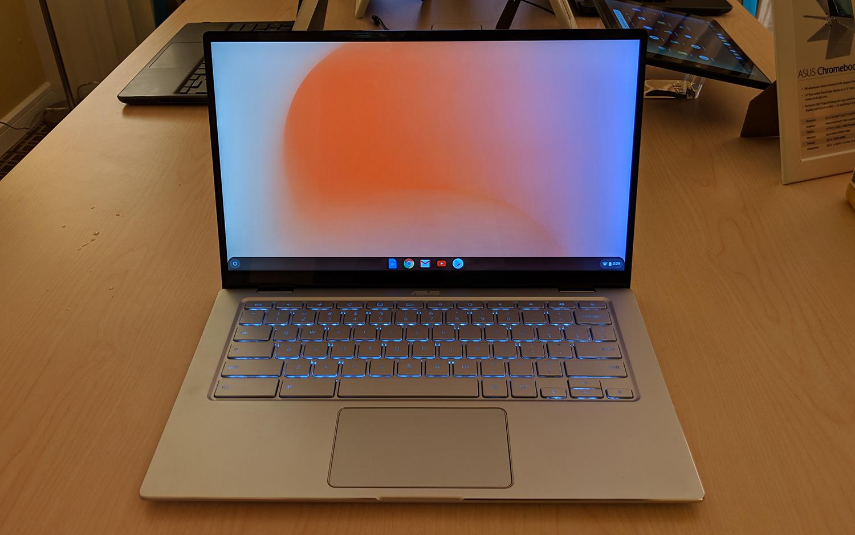 Hier ist jedes neue Asus Chromebook auf der CES 2019