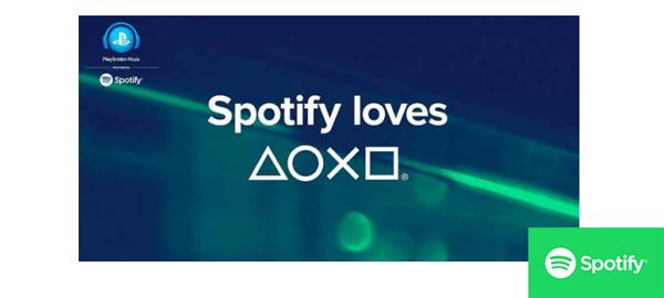 Hören Sie Ihre Lieblingsmusik von Spotify auf PlayStation 4
