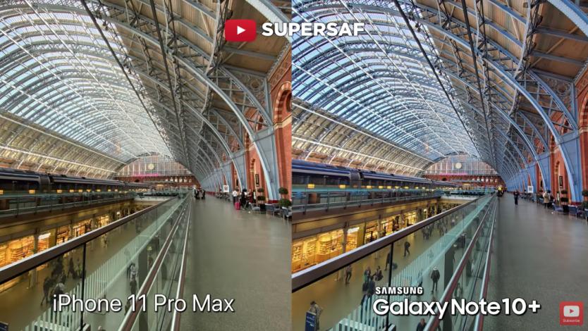 iPhone 11 Pro vs Galaxy Note        10+: Hansı flaqmanın ən yaxşı kamerası var? 1