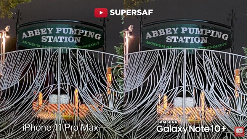 iPhone 11 Pro vs Galaxy Note        10+: Hansı flaqmanın ən yaxşı kamerası var? 3