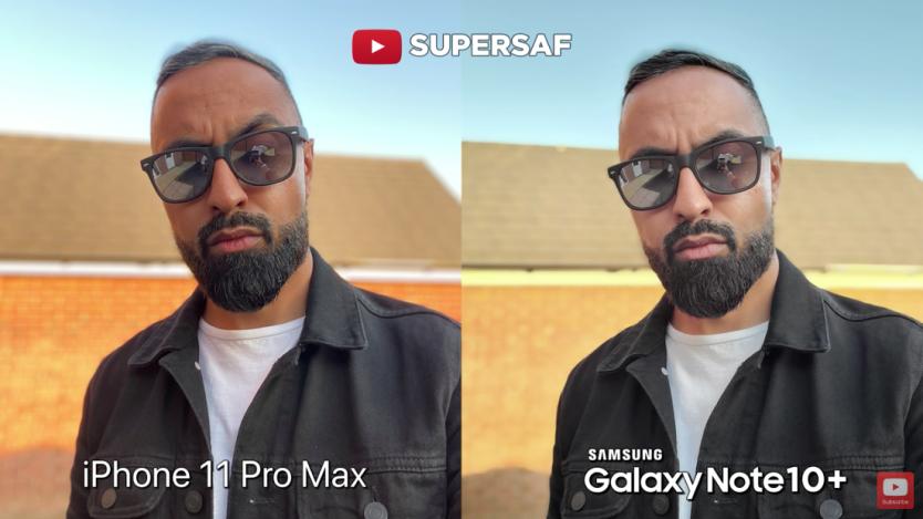 iPhone 11 Pro vs Galaxy Note        10+: Hansı flaqmanın ən yaxşı kamerası var? 4